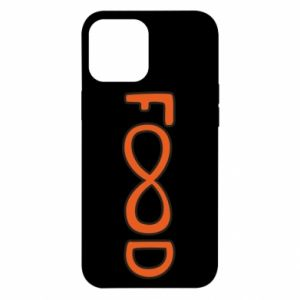 Etui na iPhone 12 Pro Max Forever food