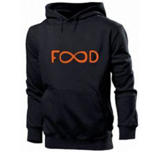 Bluza z kapturem męska Forever food