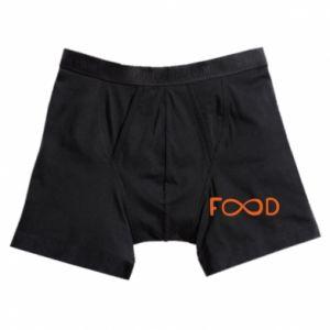 Bokserki męskie Forever food