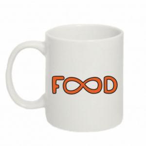 Kubek 330ml Forever food