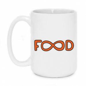 Kubek 450ml Forever food