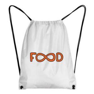 Plecak-worek Forever food