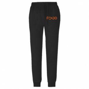 Spodnie lekkie męskie Forever food