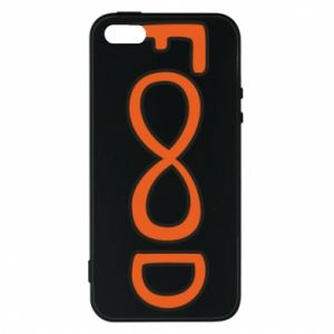 Etui na iPhone 5/5S/SE Forever food