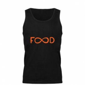 Męska koszulka Forever food