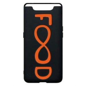 Phone case for Samsung A80 Forever food - PrintSalon
