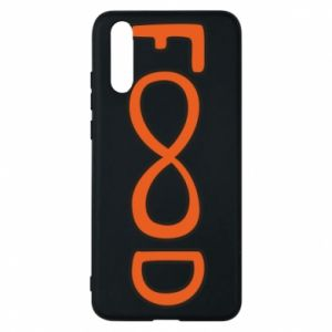 Phone case for Huawei P20 Forever food - PrintSalon
