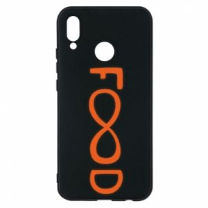 Phone case for Huawei P20 Lite Forever food - PrintSalon