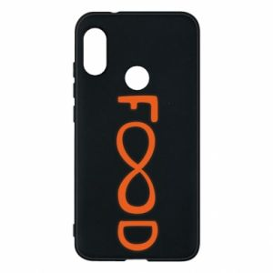 Phone case for Mi A2 Lite Forever food