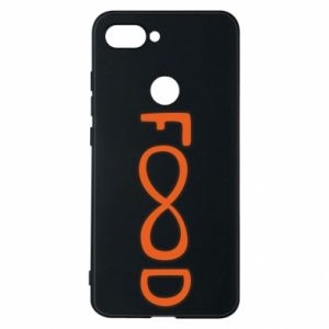 Phone case for Xiaomi Mi8 Lite Forever food