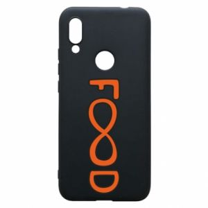Phone case for Xiaomi Redmi 7 Forever food