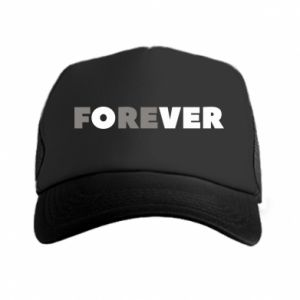 Czapka trucker Forever over