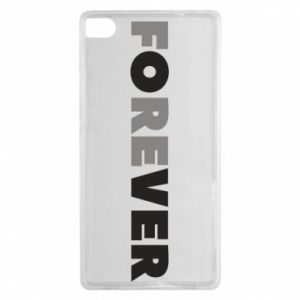 Huawei P8 Case Forever over
