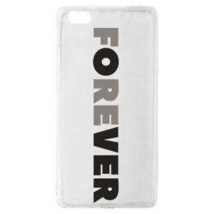 Huawei P8 Lite Case Forever over