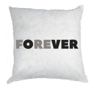 Poduszka Forever over
