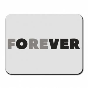 Mouse pad Forever over