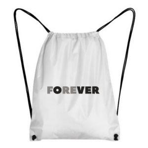Backpack-bag Forever over