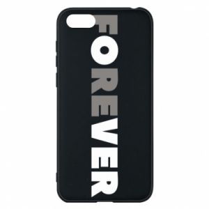Phone case for Huawei Y5 2018 Forever over