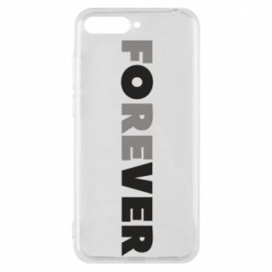Etui na Huawei Y6 2018 Forever over