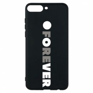 Phone case for Huawei Y7 Prime 2018 Forever over
