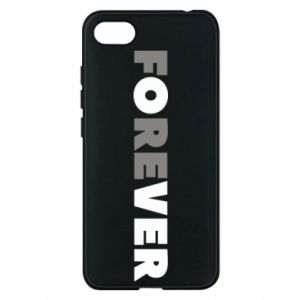 Phone case for Xiaomi Redmi 6A Forever over