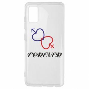 Etui na Samsung A41 Forever