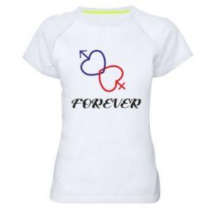 Koszulka sportowa damska Forever