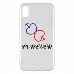 Etui na iPhone X/Xs Forever