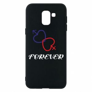 Etui na Samsung J6 Forever