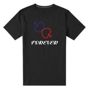 Men's premium t-shirt Forever