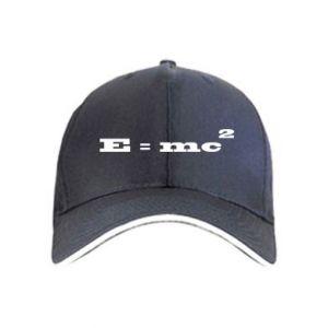 Cap E = mc2