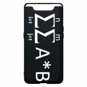 Samsung A80 Case Formula