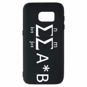 Samsung S7 Case Formula