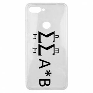 Xiaomi Mi8 Lite Case Formula