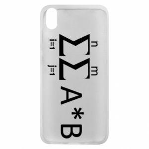 Xiaomi Redmi 7A Case Formula