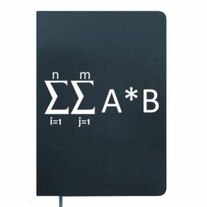 Notepad Formula