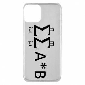 Phone case for iPhone 11 Formula