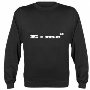 Bluza (raglan) E = mc2