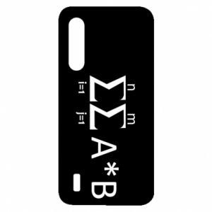Xiaomi Mi9 Lite Case Formula