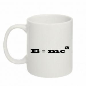 Kubek 330ml E = mc2