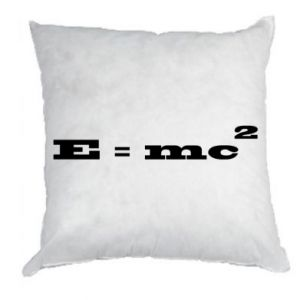 Poduszka E = mc2