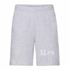 Men's shorts Formula