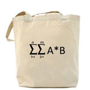 Bag Formula