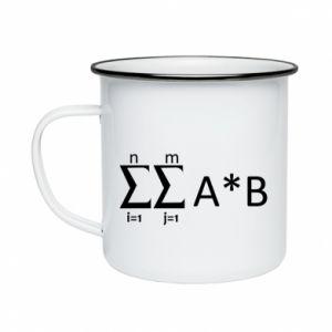Enameled mug Formula