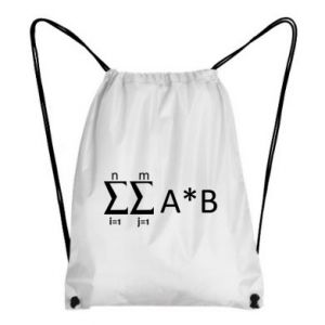 Backpack-bag Formula