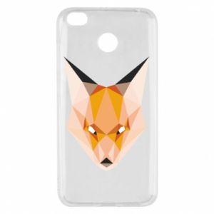 Etui na Xiaomi Redmi 4X Fox geometry