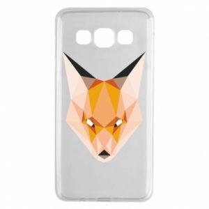 Etui na Samsung A3 2015 Fox geometry