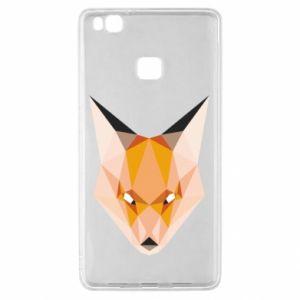 Etui na Huawei P9 Lite Fox geometry
