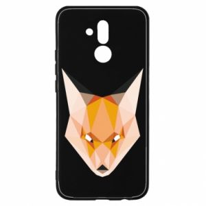 Etui na Huawei Mate 20 Lite Fox geometry