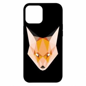 Etui na iPhone 12 Pro Max Fox geometry